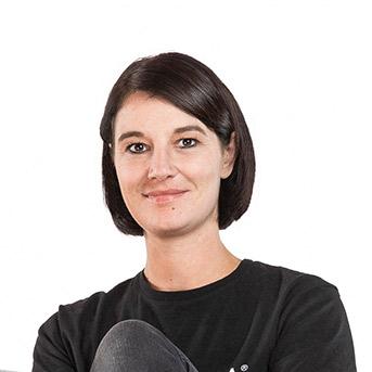 Mitarbeiter GATACA Melissa Schmid