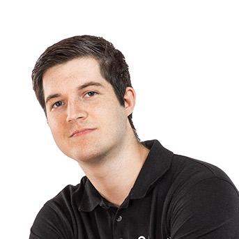 Mitarbeiter GATACA Philipp Stark