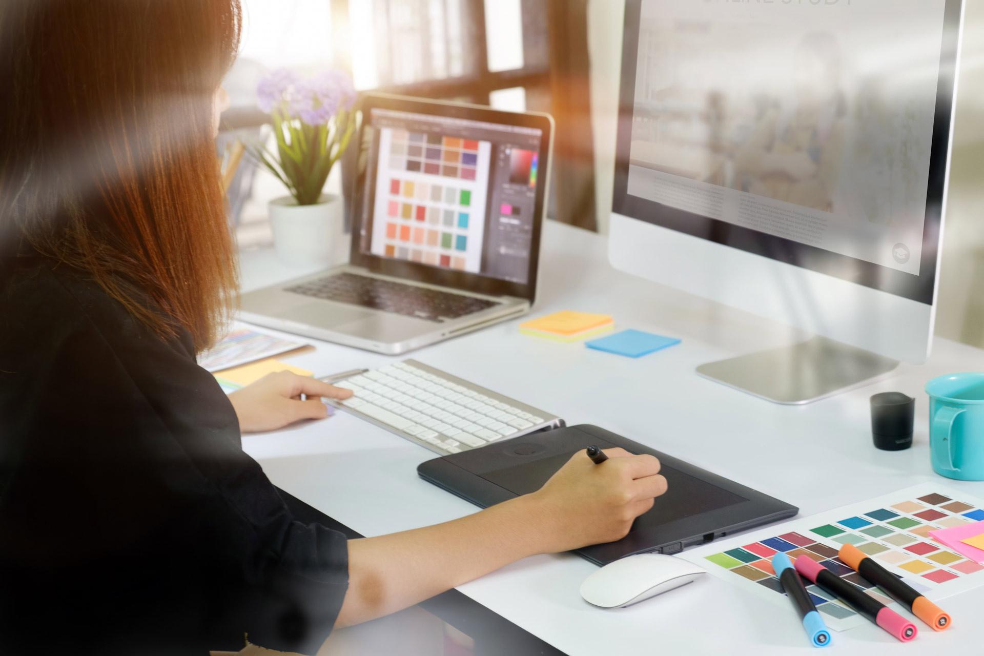Werbeagentur Villingen Design und Print