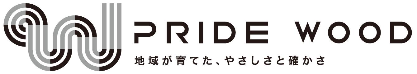 Pride Woodロゴマーク