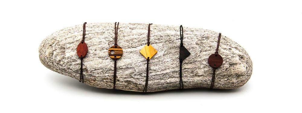 Holzarmband Holzarmbänder