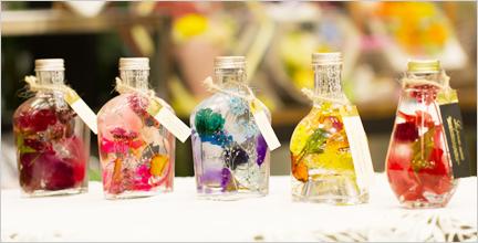 長崎で人気の花屋 花飾人かなざわがおすすめするハーバリウムの紹介