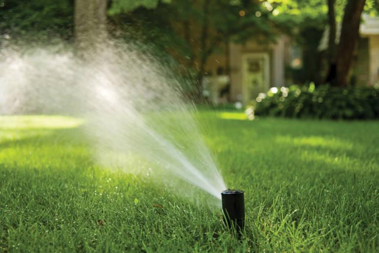 Krause - Technik für Ihren Garten, Regner Bewässerung