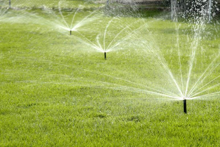 Krause - Technik für Ihren Garten, Bewässerungssystem Regner