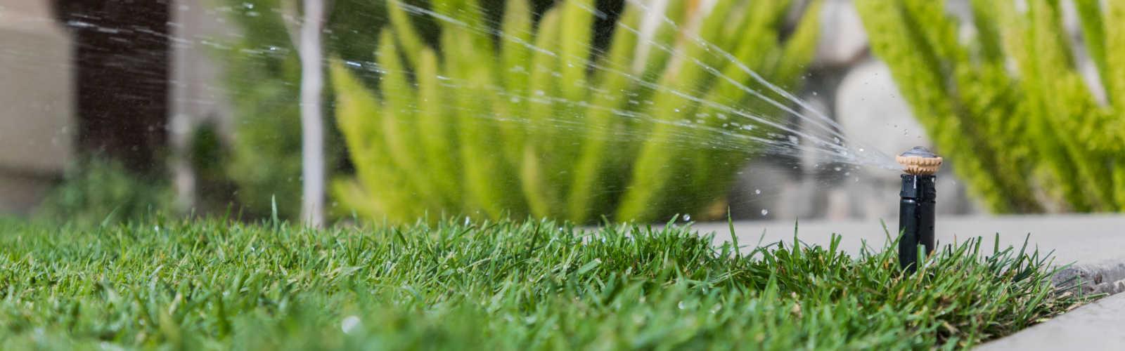 Krause - Technik für Ihren Garten, Rain Bird Regner