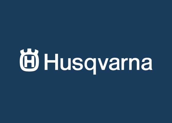 Krause - Technik für Ihren Garten, Husqvarna Logo