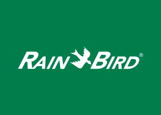 Krause - Technik für Ihren Garten, Rain Bird Logo