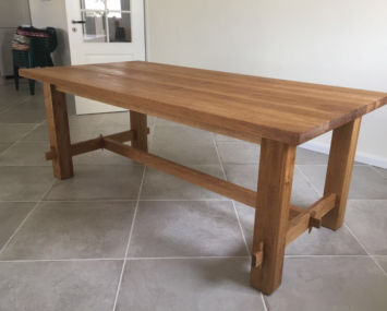 LMT Design - Massivholz Tisch