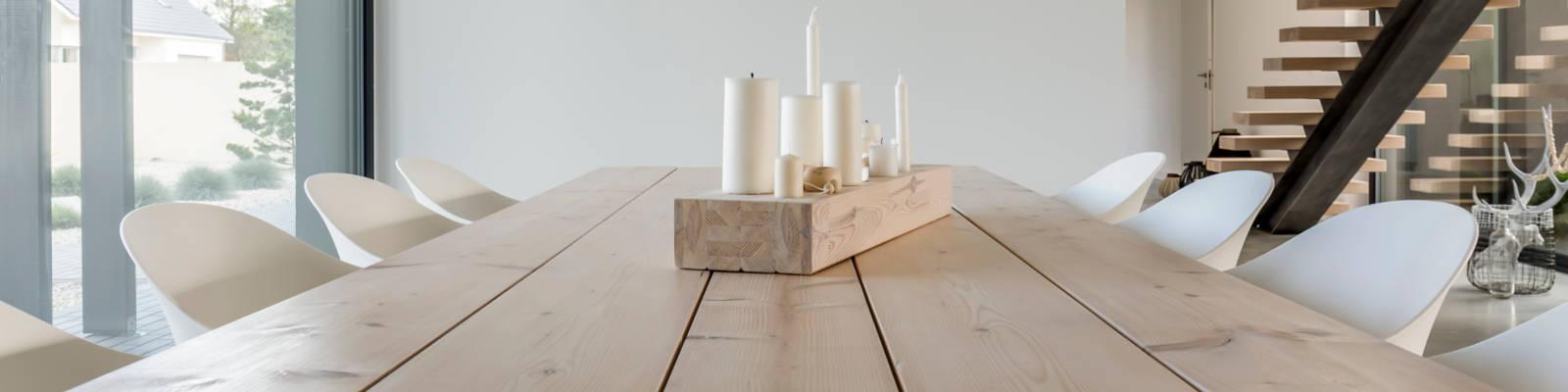 LMT Design - Echtholz Esstisch