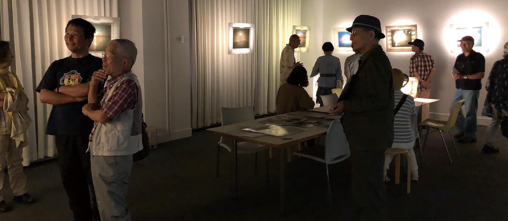 和紙ック展開催や各店舗・イベントへの展示実績