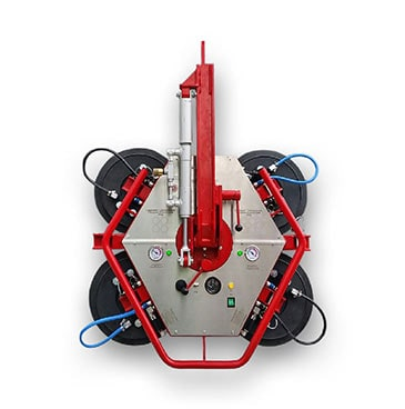 Vakuum- Glassauger bis 300 kg
