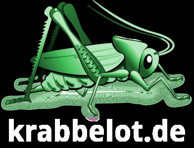 Krabbelot - Insekten und Spinnen in Deutschland