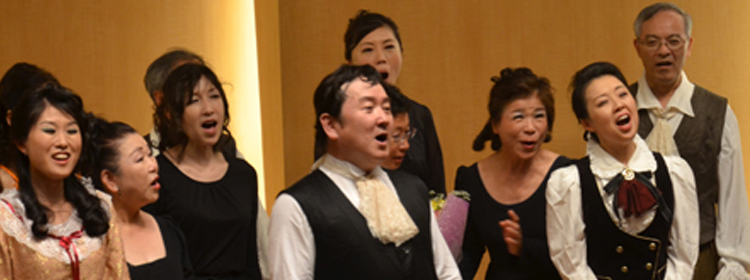 プレイオペラ合唱団(東京)&プレイオペラ鳩山(埼玉)