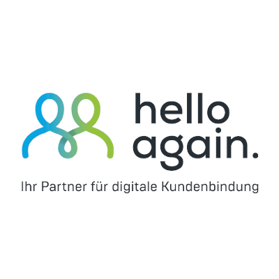 HelloAgain Logo