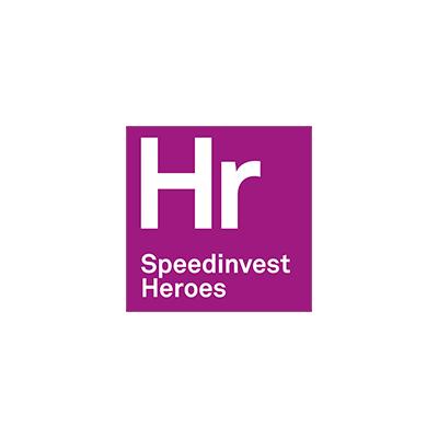 SpeedInvest Heroes Logo