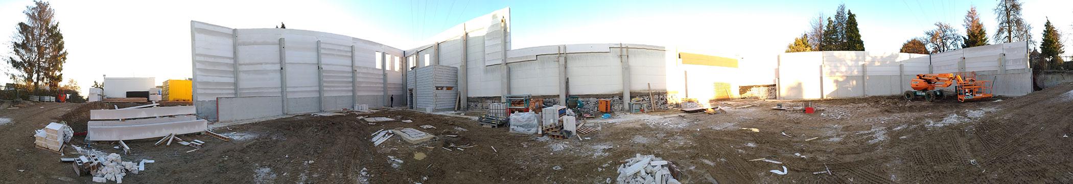 Bauvorhaben 2018
