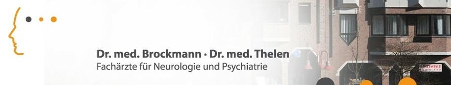 facharztpraxis f r neurologie und psychiatrie homepage der praxis dr brockmann und dr thelen. Black Bedroom Furniture Sets. Home Design Ideas