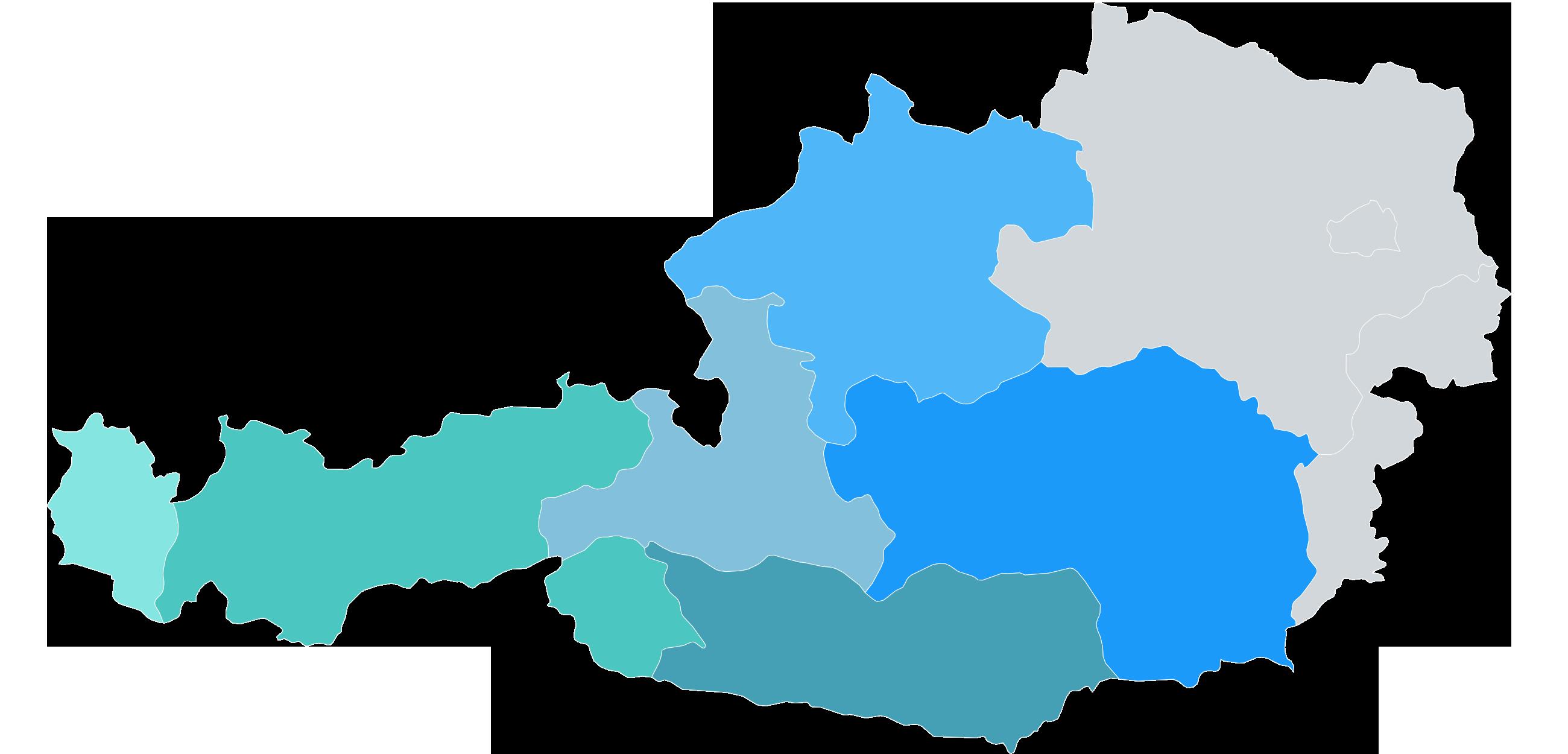 Österreich Bundesländer
