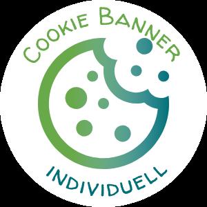 Grafik Cookie Banner individuell