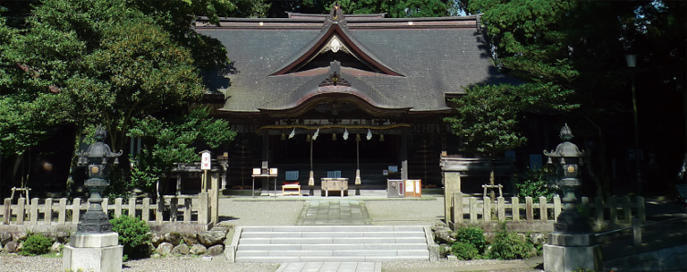 剣神社外観画像
