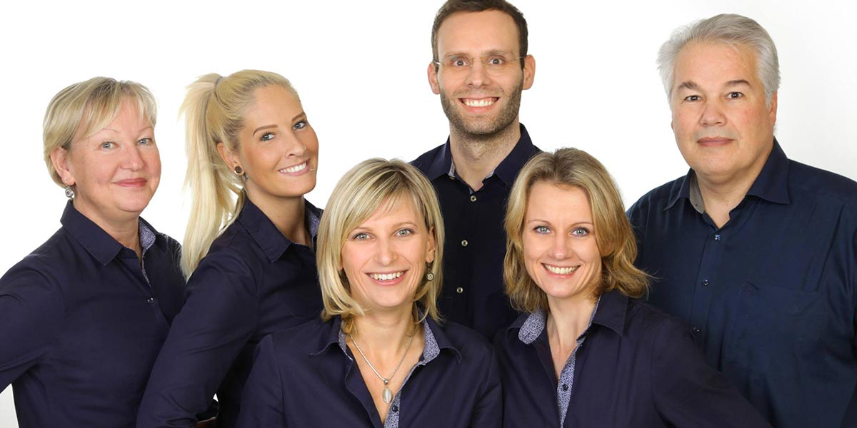 Zahnarztpraxis Dr.Gune in Dallgow-Döberitz - Teamfoto