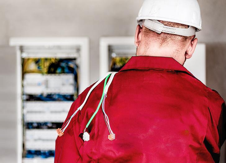 Job / Stellenangebot Elektrohelfer