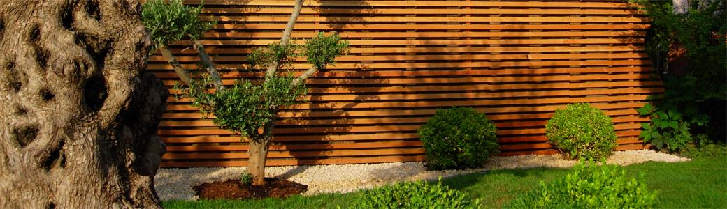Gartenarchitektur mit Sinn fürs Detail