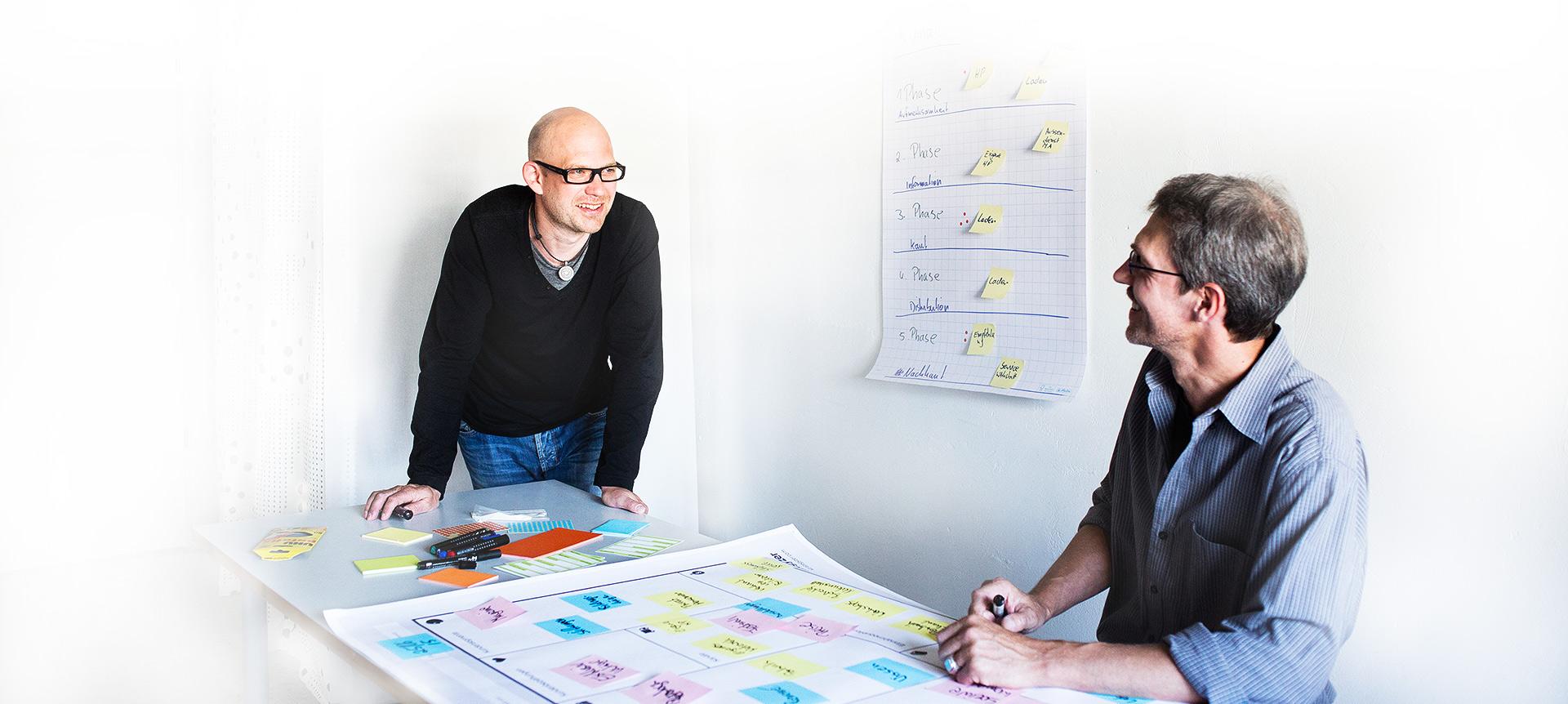 Unternehmensentwicklung in Köln mit Oberwasser Consulting
