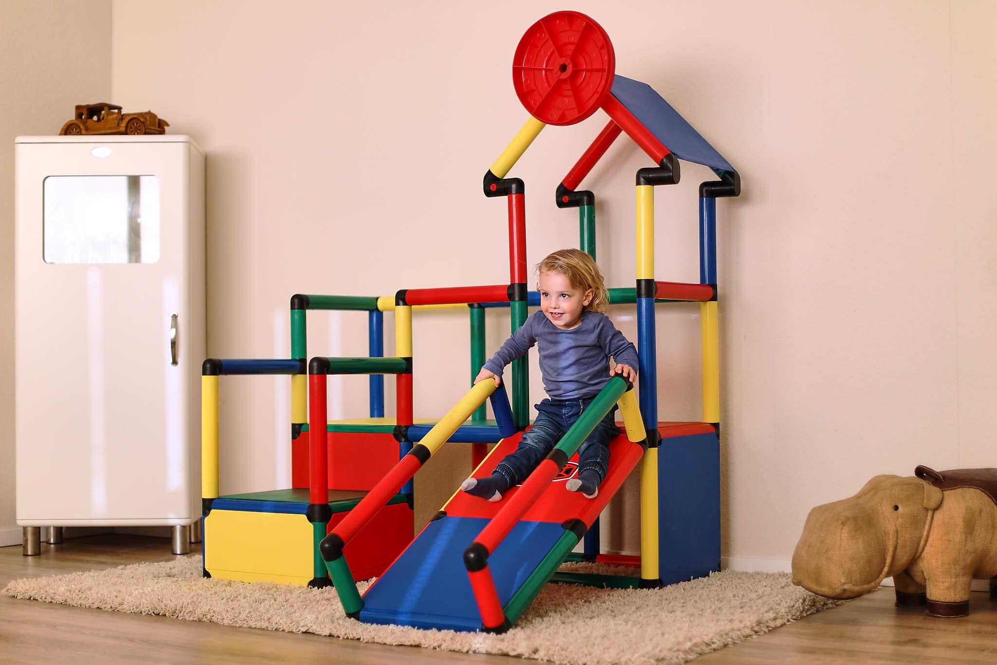 Klettergerüst Holz Kinderzimmer : Quadro spielgerüste gartenspielgeräte bau dir deine individuelle