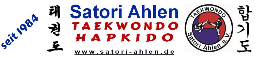 Taekwondo - Satori Ahlen e. V.