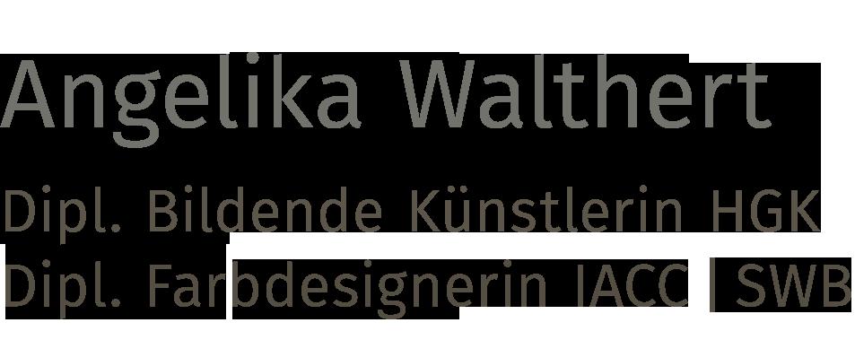Angelika Walthert