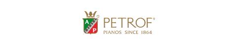 PETROF PIANOS SINCE 1864
