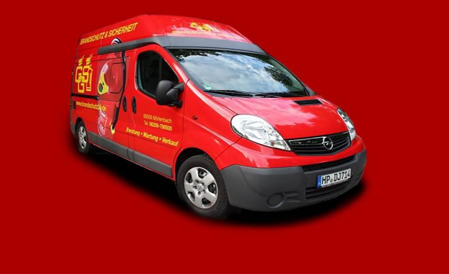 GGS Brandschutz und Sicherheit, Ihr Dienstleister für vorbeugenden Brandschutz
