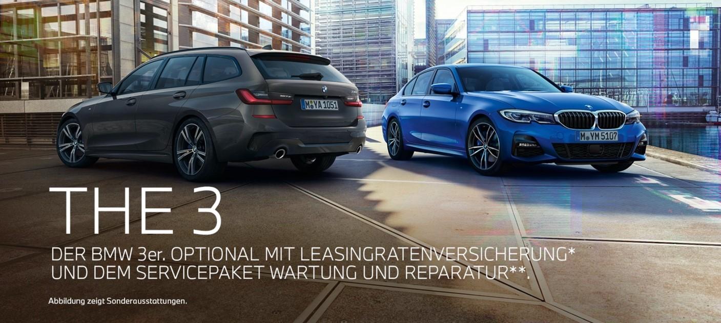 BMW Angebote Bachfrieder Piding