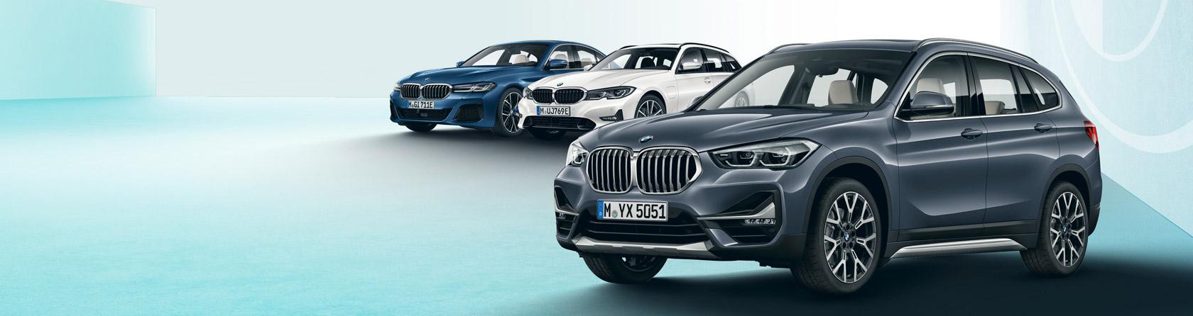 Bachfrieder Junge Gebrauchte von BMW Jahreswagen