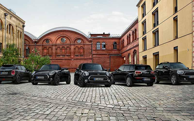 mini leasing, neuwagen, gebrauchte autos, gebrauchtwagen, sondermodell, blackyard