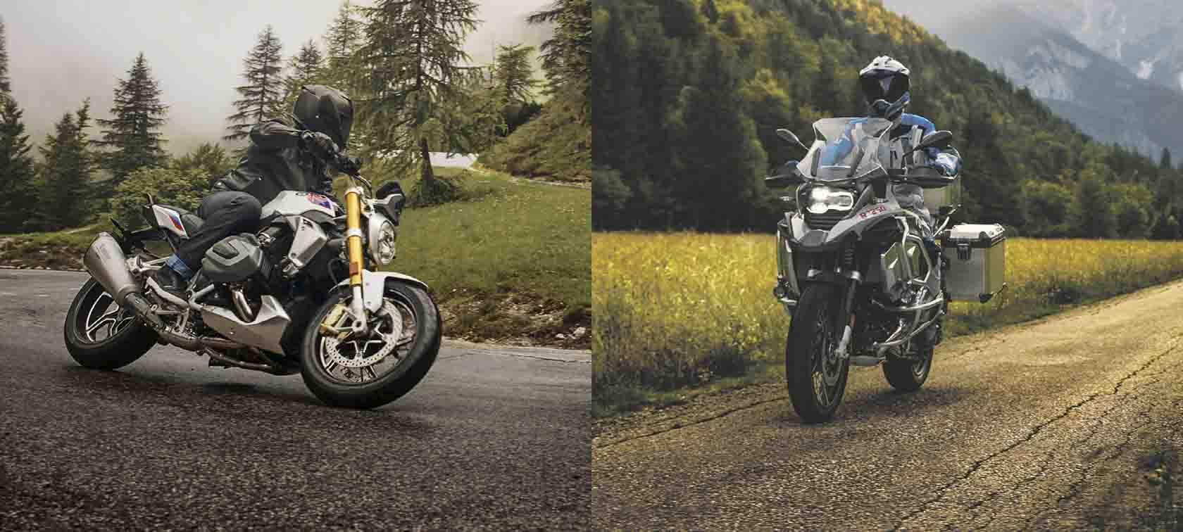 BMW Motorrad, Bike, Fahrerausstattung, Aktion, yamaha, ktm