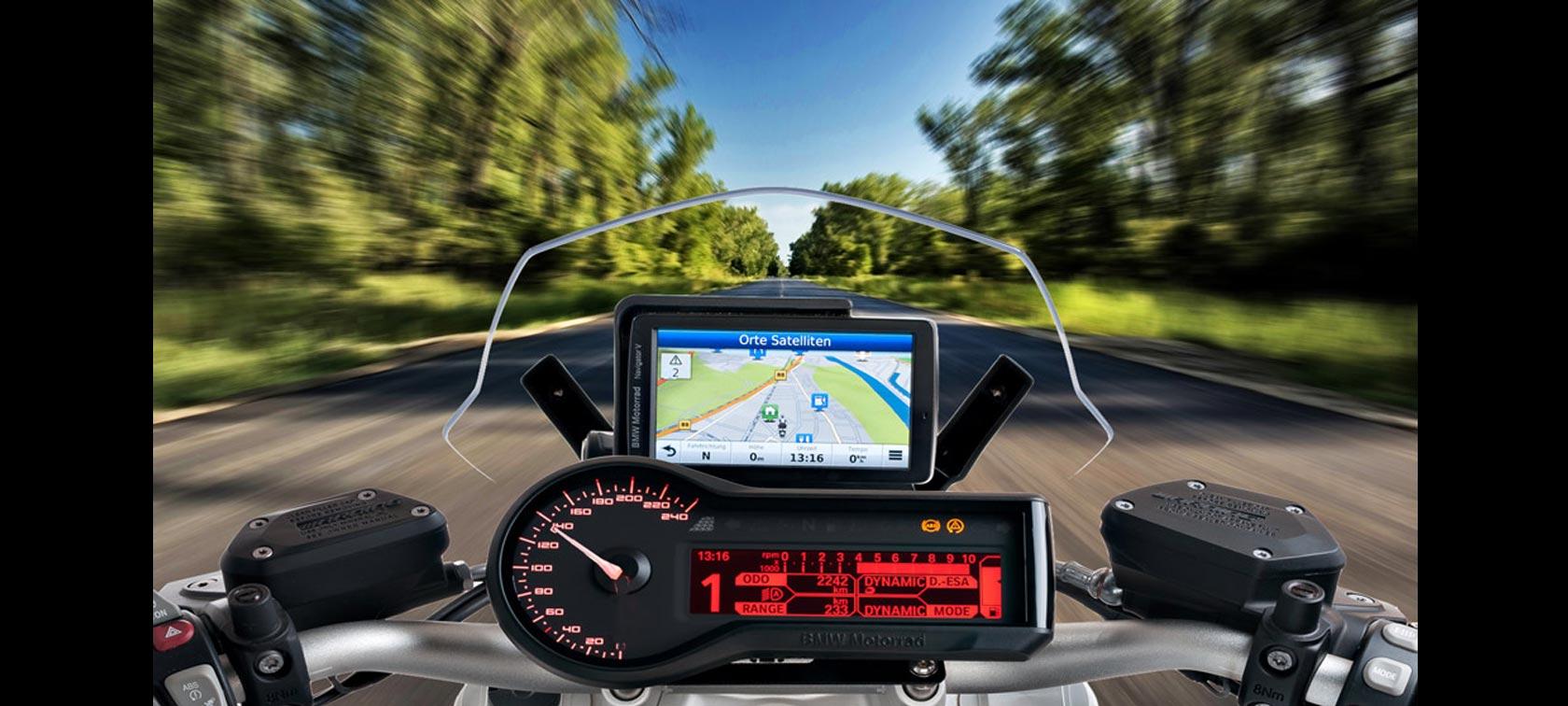 BMW Navigator Training
