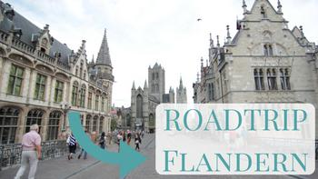 Roadtrip durch Flandern in Belgien by Lifetravellerz
