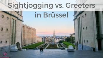 Sightjogging versus Brussels Greeters in Belgien by Lifetravellerz
