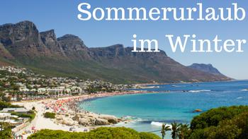 Sommerurlaub im Winter by Lifetravellerz