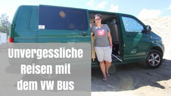Unvergessliche Reisen mit dem VW Bus by Lifetravellerz