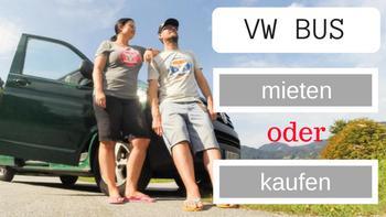 VW Bus mieten oder kaufen by Lifetravellerz