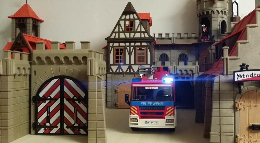 Playmobil Feuerwehr Ebersburg Modellfeuerwehr Ebersburg