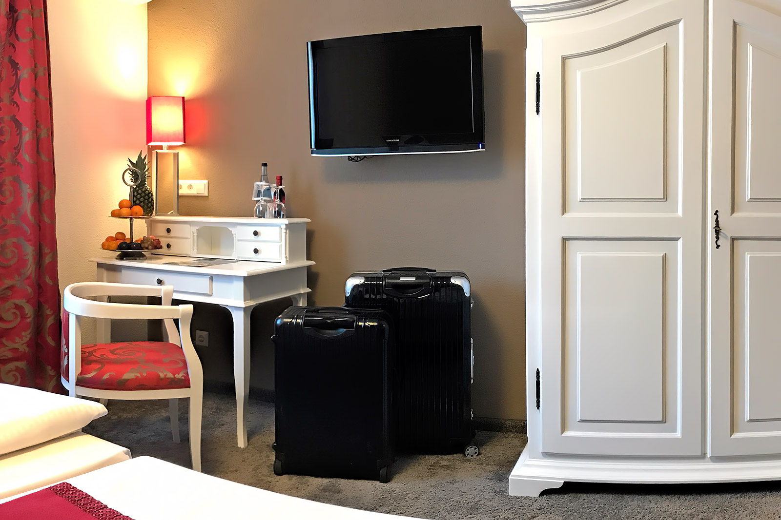 Zimmer + Preise