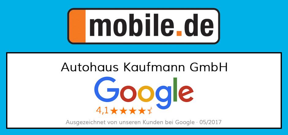 Autohaus Kaufmann GmbH mobile.de