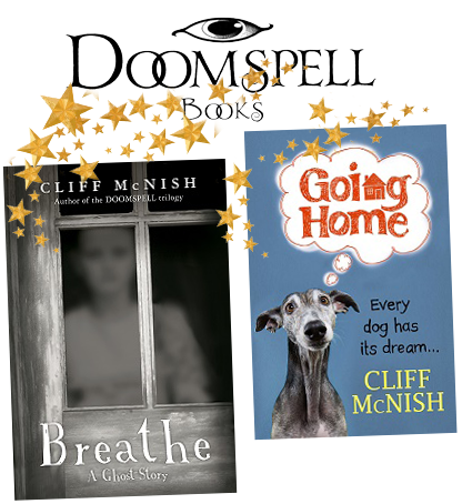 New editions of multi-award winning book Breathe and Going Home available to order now.