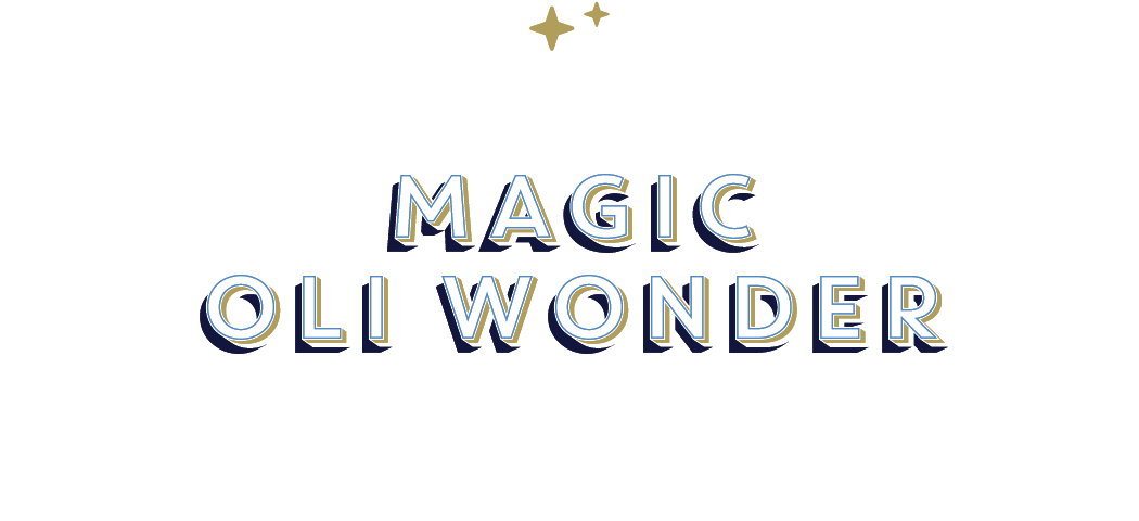 Magic Oli Wonder - Zauberkunst & Magie