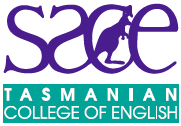 Tasmanian College of English Logo