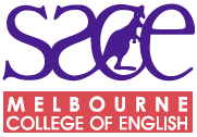Melbourne College of English Logo